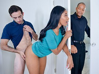 Jenna Foxxx Fucking Behind My Overprotective Father's Back
